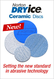 Buy Norton Dry Ice Ceramic Discs