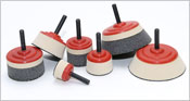 Click to order RED disc Holders for The Sanding Solution...