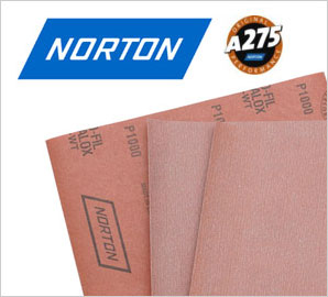 Norton A275 Abrasive Sheets