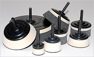 Velcro Disc Holders (Sanding Mandrels)