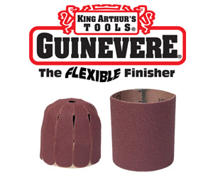 Guinevere Replacement Sanding Sleeves