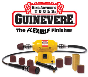 Guinevere Total Sanding System